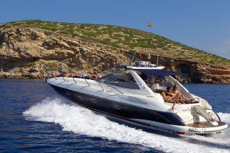Sunseeker Camargue Motor Yacht