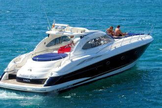 Sunseeker Predator 60ft