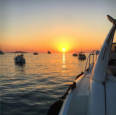 Boats Ibiza sunset cruise