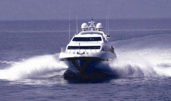 Boats Ibiza - Mangusta105