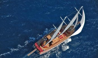 Boats Ibiza - Turkish Schooner Weekly