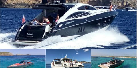 yachts to rent in ibiza new on the books