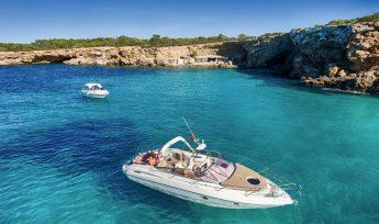 Yacht rental Ibiza
